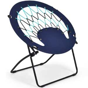 Giantex-Folding-Round-Bungee-Chair