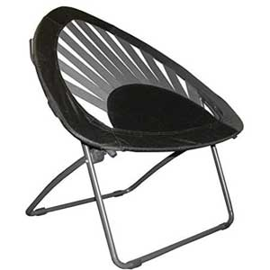 Impact-Canopy-BlackRound-Bungee-Chair