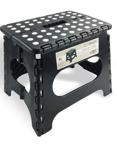 Foldable Step up Stool from Spranster