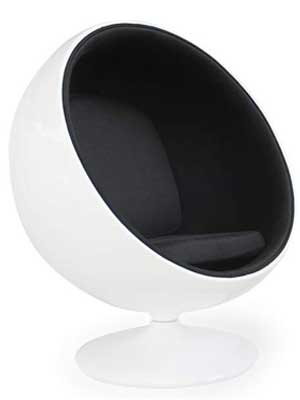 Kardiel-Modern-Ball-Bubble-Chair