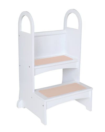 Molded Step up Stool from Guidecraft