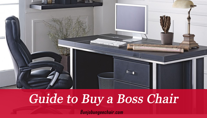 How To Choose The Most Comfortable Boss Chairs For Office Home