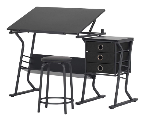 Studio Designs 13365 Eclipse Craft Drawing Table