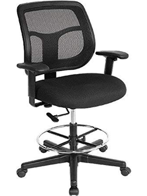 Eurotech Seating Apollo Drafting Stool